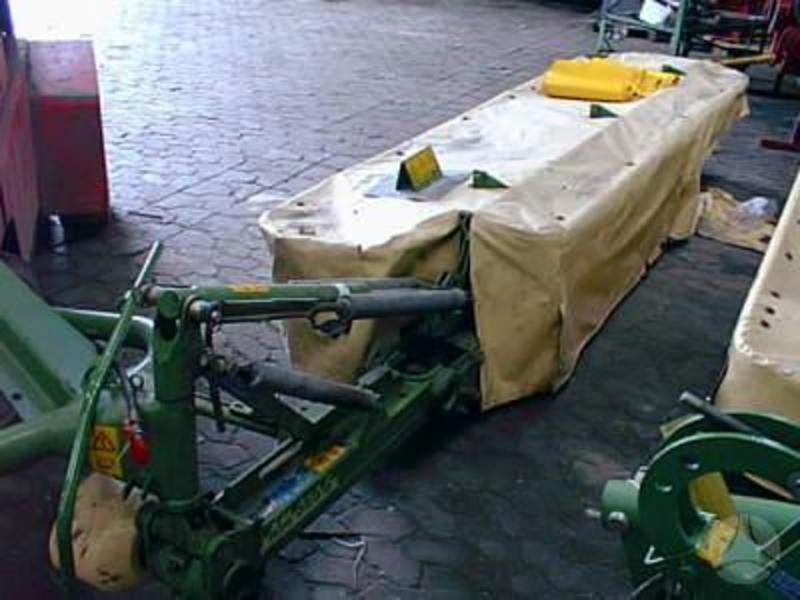 Krone, AM323s, Mower 1