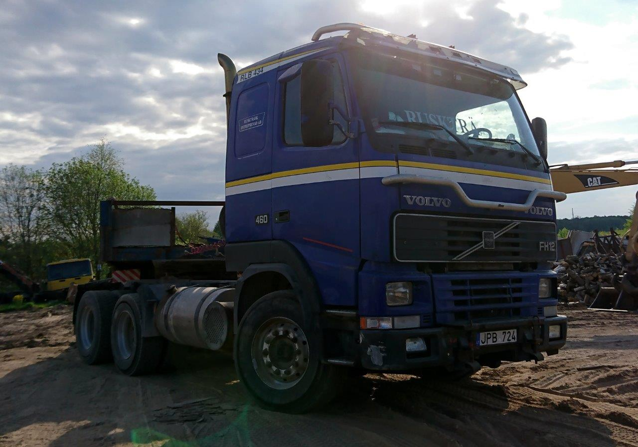 Volvo FH12-460 6×4 2