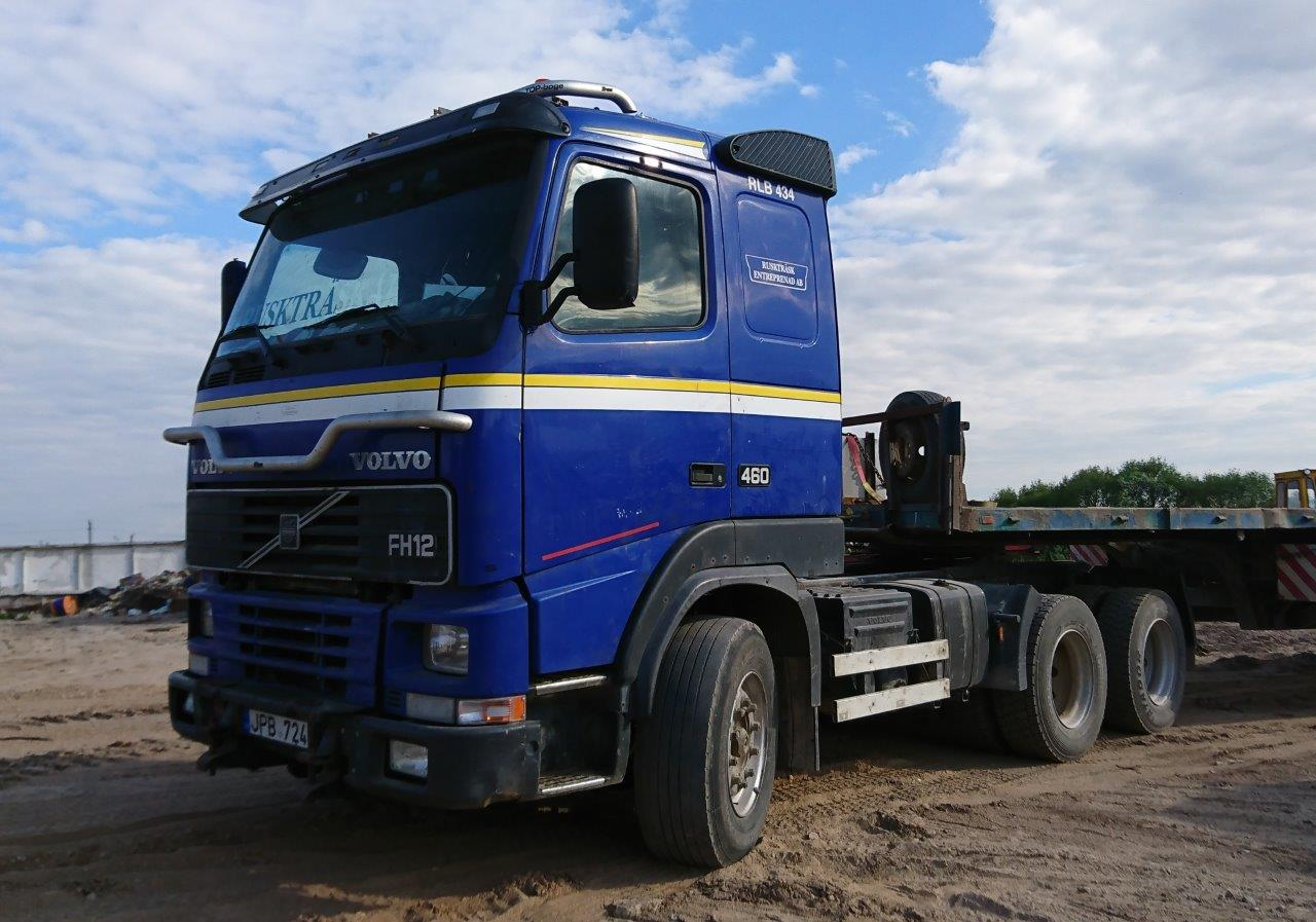 Volvo FH12-460 6×4 1